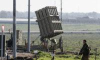 إسرائيل تعترض صاروخا من غزة