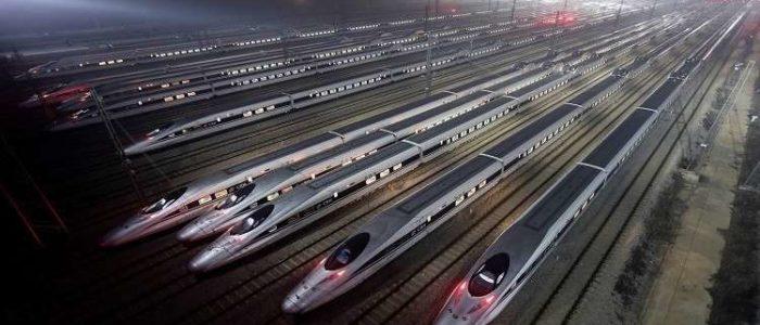 الصين تقرض مصر 1.2 مليار دولار لبناء خط سكة حديد بالكهرباء