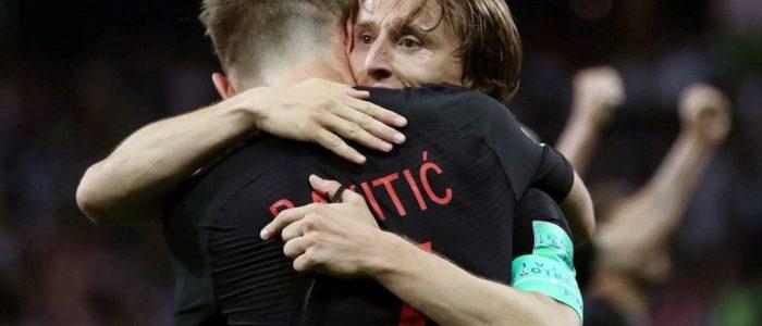 مباراة كرواتيا وفرنسا اليوم في نهائي كأس العالم 2018  لحظة بلحظة