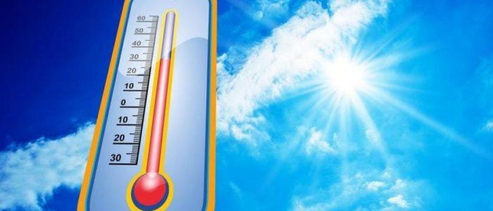 الأرصاد: استمرار ارتفاع نسب الرطوبة والحرارة ولا تغيرات بحالة الطقس
