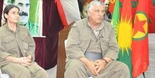 الرئيسين التشاركيين لمجلس سوريا الديمقراطية