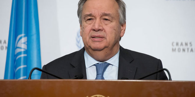 أنطونيو جوتيرش