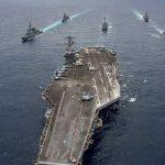 أمريكا تدعو إيران إلى عدم إغلاق مضيقي هرمز وباب المندب في وجه السفن