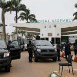 قوات الأمن تمنع النواب من دخول البرلمان في نيجيريا