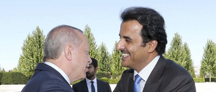 قطر تدعم تركيا بمشاريع استثمارية بـ15 مليار دولار