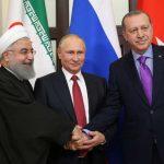 بوتين في زيارة عمل إلى ايران في 7 سبتمبر