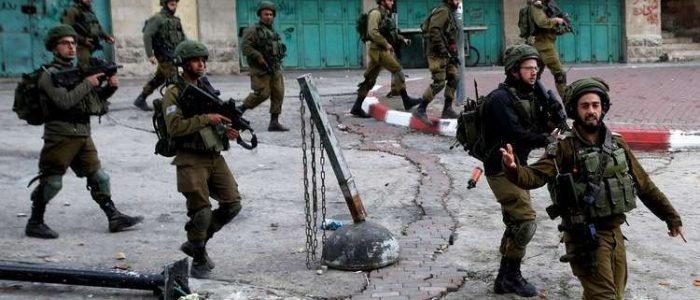 إصابة وزير فلسطيني برصاصة مطاطية بالأذن