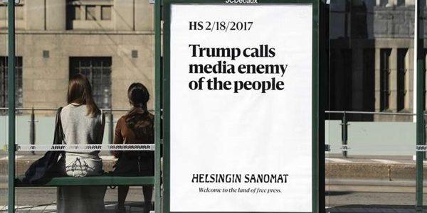 """أكثر من 100 صحيفة أمريكية تستعد لصد حرب ترامب """"القذرة"""""""