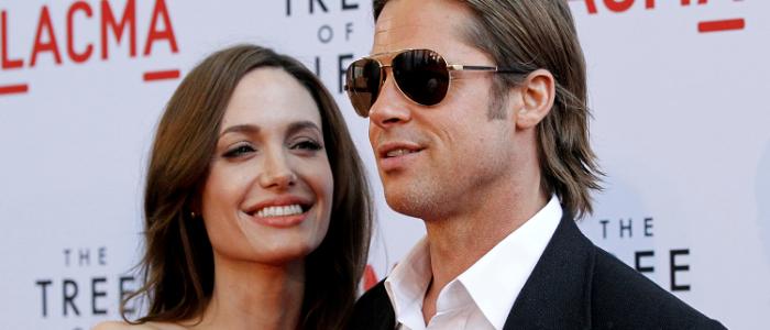 براد بيت: أخاف هرب أنجلينا جولي برفقة أطفالنا!