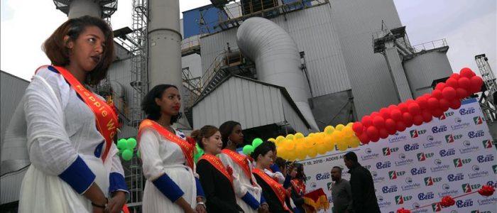 مشروع تحويل النفايات يمنح إثيوبيا 25% من احتياجها للطاقة