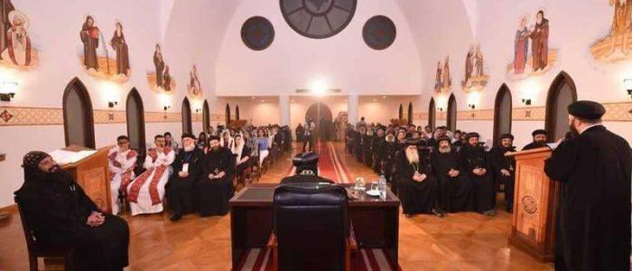 إحالة راهبين للجنايات لاتهامهما بقتل رئيس دير أبومقار