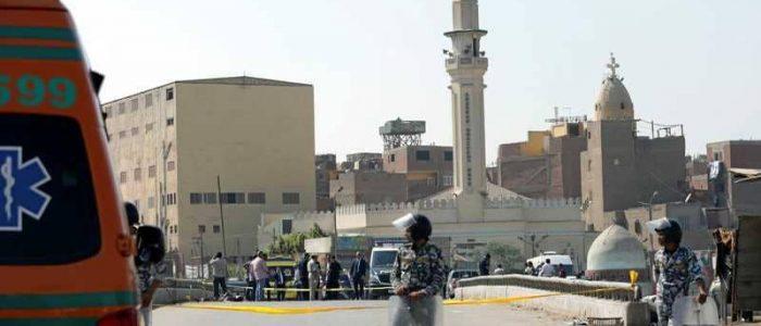 """الداخلية تكشف تورط """"الإخوان"""" في هجوم كنيسة العذراء"""