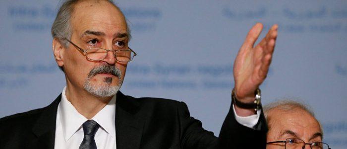 الجعفري: سوريا تجدد تأكيدها عدم امتلاكها أية أسلحة كيميائية