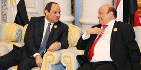 الرئيس السيسى: نثق فى قدرة اليمن وشعبه العظيم على النهوض من عثرته