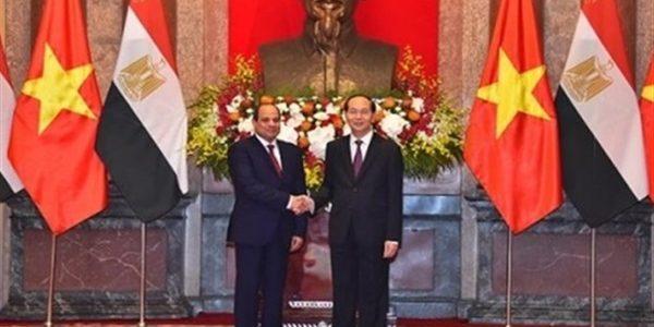5 ملفات تتصدر القمة «المصرية – الفيتنامية»