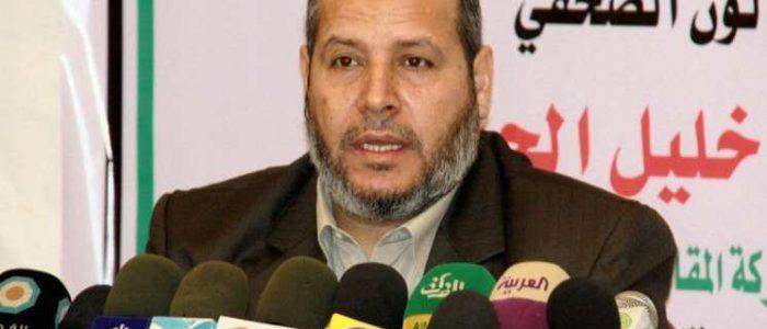 حماس: نبحث العودة لتفاهمات 2014 مقابل رفع الحصار عن غزة