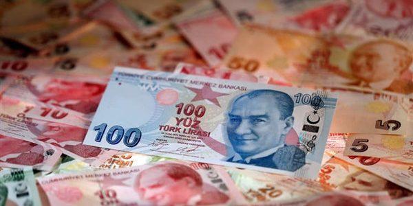 تراجع الليرة التركية لأضعف مستوى في 6 أشهر