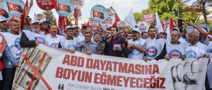 كيف يمكن أن يؤثر الخلاف الأمريكي التركي في سياسة تركيا في الشرق الأوسط؟