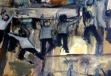 التشكيلي الفيتنامي «ترانغ كيوك تران» .. سرد بصري لأحاسيس الذاكرة من مجازات اللون إلى الملامح تعبيير تجريدي وتجريد معبر