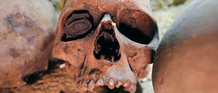 هرم وجماجم بشرية عمرها 4 آلاف سنة في المدينة المفقودة بالصين
