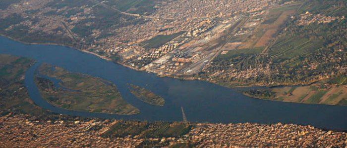 مصر تحظر من خطر الشح المائي