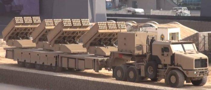 تفاصيل أكبر راجمة صواريخ تركية في العالم