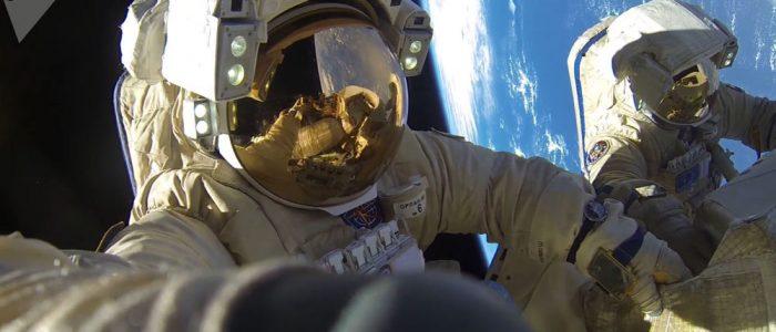 روسيا تجهز رواد فضاء إماراتيين للقيام بمهام فضائية