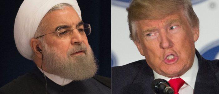 روحاني: قواتنا المسلحة ليست تهديدا إقليميا وندعو للوحدة ضد الولايات المتحدة