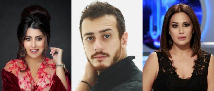 نجوم انتقدوا وآخرين تعاطفوا مع سعد لمجرد بعد اتهامه بقضية اغتصاب