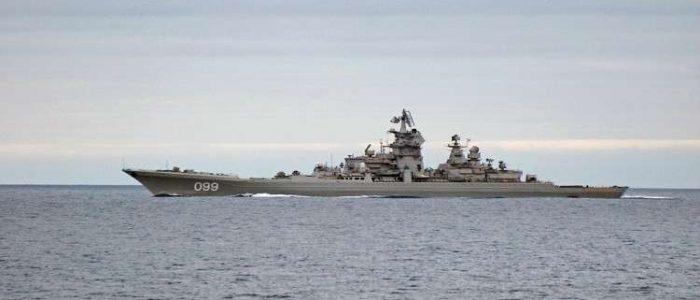 سفن حربية روسية ضمن الأقوى في العالم