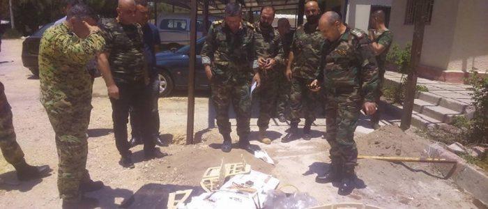 بالفيديو.. سوريا تعرض طائرات الإرهابيين