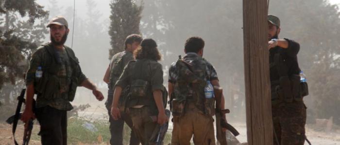 قوات التحالف التابعة لأمريكا قتلت 3222 سوريا منذ عام 2014
