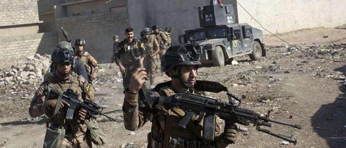 ألفا عنصر من داعش ما زالوا داخل العراق