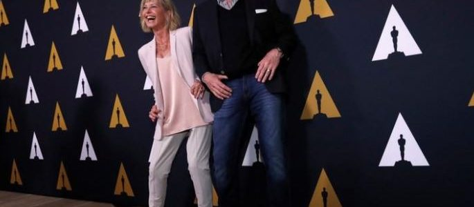 ترافولتا ونيتون-جون يلتقيان للاحتفال بمرور 40 عاما على فيلم(جريس)