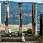 مدينة ليلي الأثرية في المغرب تسعى لحماية نفائسها