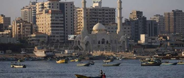 مدير المخابرات المصرية يبحث التهدئة بين إسرائيل وحماس والممر الرابط بين غزة وقبرص