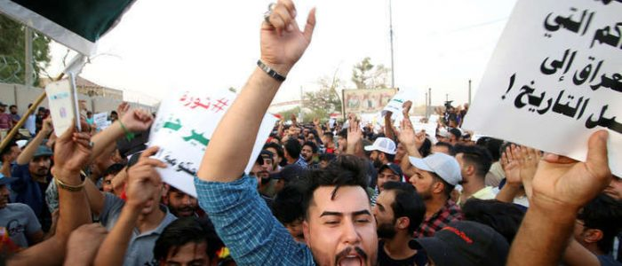 العراقيون المحبطون يشعرون باليأس إزاء زعاماتهم السياسية