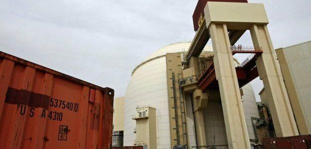 """إيران تستأنف محادثاتها مع روسيا لإنشاء مفاعل نووي جديد"""""""