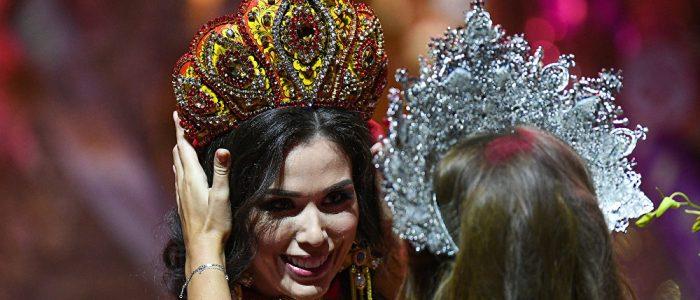 ملكة جمال روسيا لعام 2018