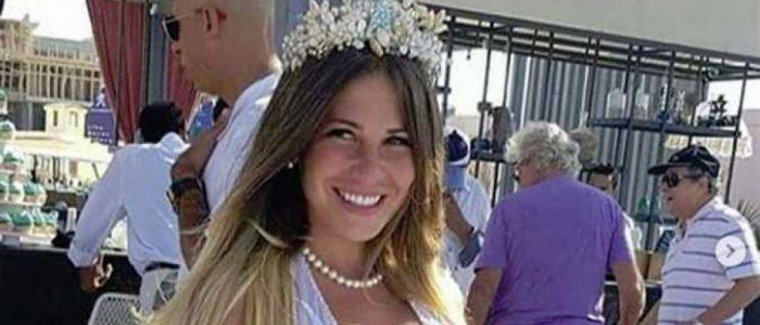 بالفيديو والصور .. حفل زفاف منّة حسين فهمي وطارق جميل علي شاطيء البحر