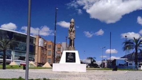 افتتاح «ميدان مصر» في العاصمة الإكوادورية كأول ميدان لمصر في أمريكا اللاتينية