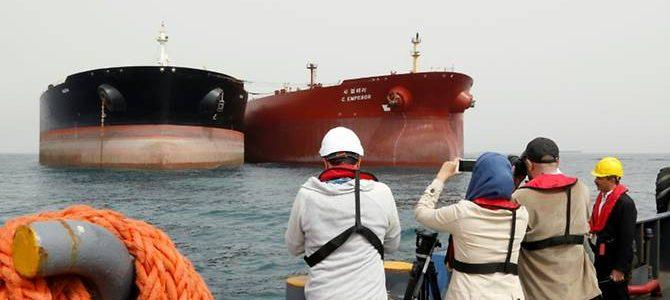 إيران تواجه العقوبات الأمريكية بتقديم نفط بأسعار مخفضة لأسيا