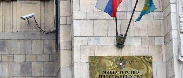 روسيا: أمريكا تنافق وعقوباتها تشكل تهديدا لمعاهدة حظر الأسلحة الكيميائية