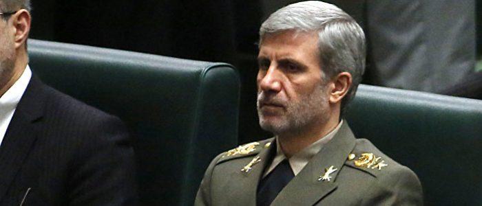 وزير الدفاع الإيراني يصل إلى دمشق في زيارة رسمية