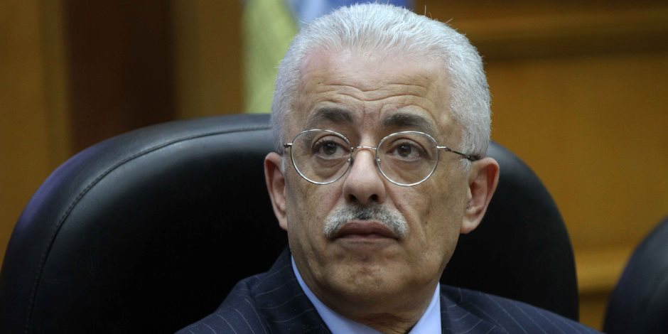الدكتور طارق شوقي وزير التربية والتعليم