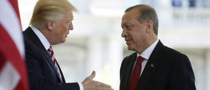 زيارة أردوغان إلى أمريكا فرصةً لعودة العلاقات بين البلدين