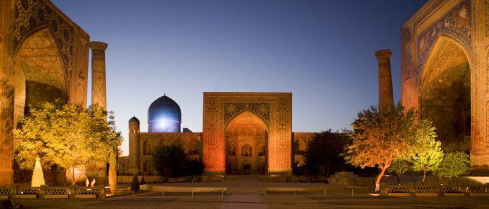 أوزبسكتان تطمح لتكون مكة الثانية ووجهة للزوّار من جميع أنحاء العالم