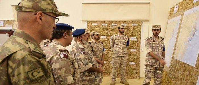 اجتماع عسكري يضم قادة من مصر وقطر خلال ساعات
