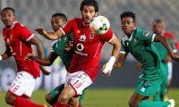 موعد المباراة القادمة للأهلي مع حوريا الغيني على استاد السلام الدولي