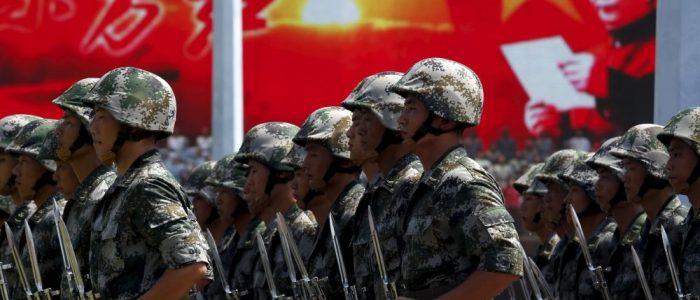 الجيش الصيني يشارك في أكبر مناورة بحرية أسترالية